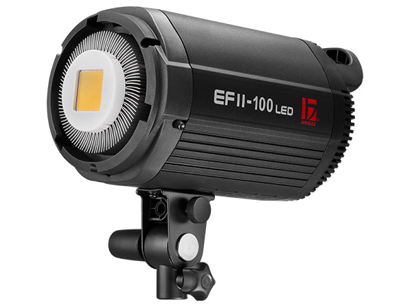 Jinbei EFII-100 LED Continuous Sun Light For Video Photography w/ Bowens S-fit Bayonet Mount