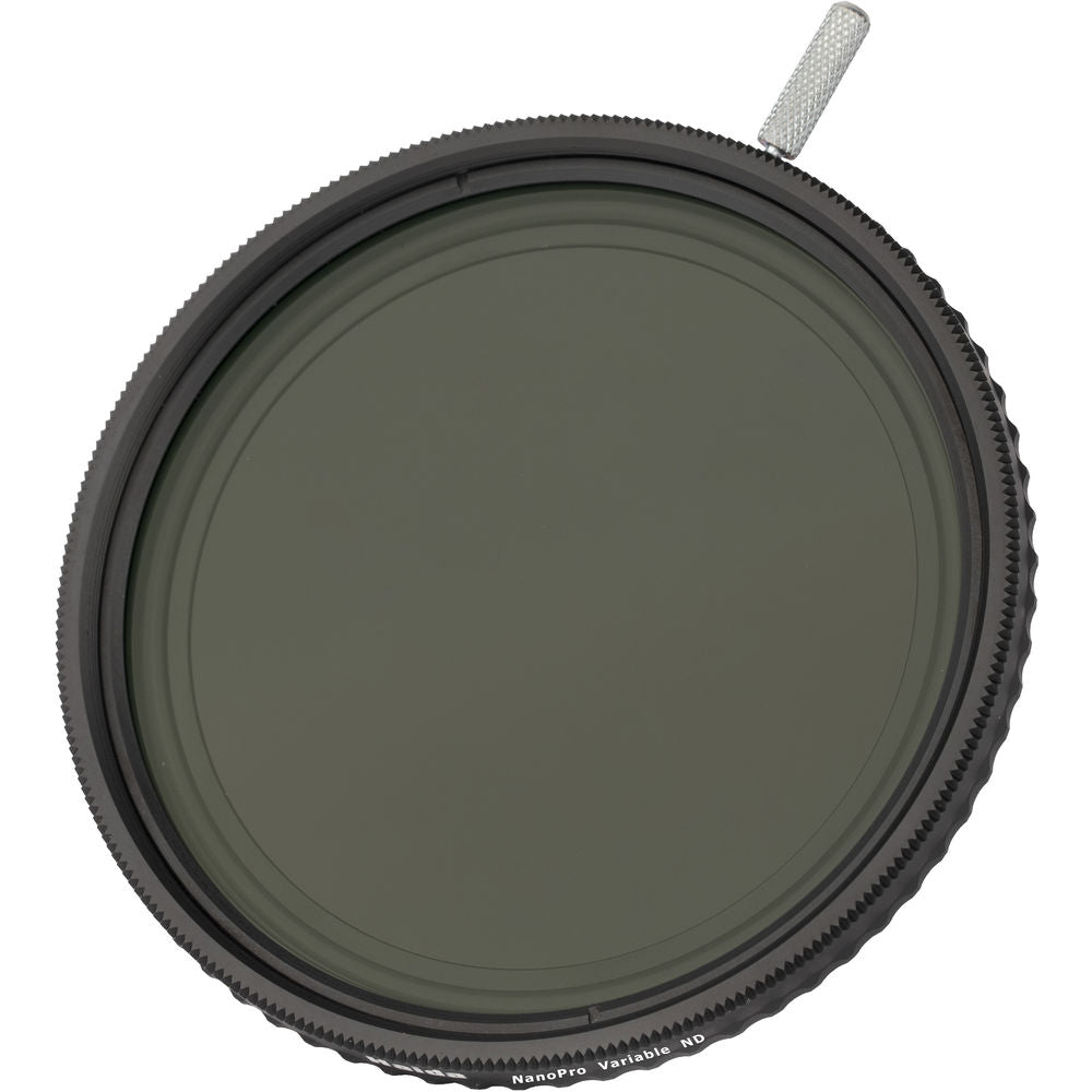 Haida 77mm NanoPro Variable ND Neutral Density 1.2 to 2.7 Filter (4 to 9-Stop)