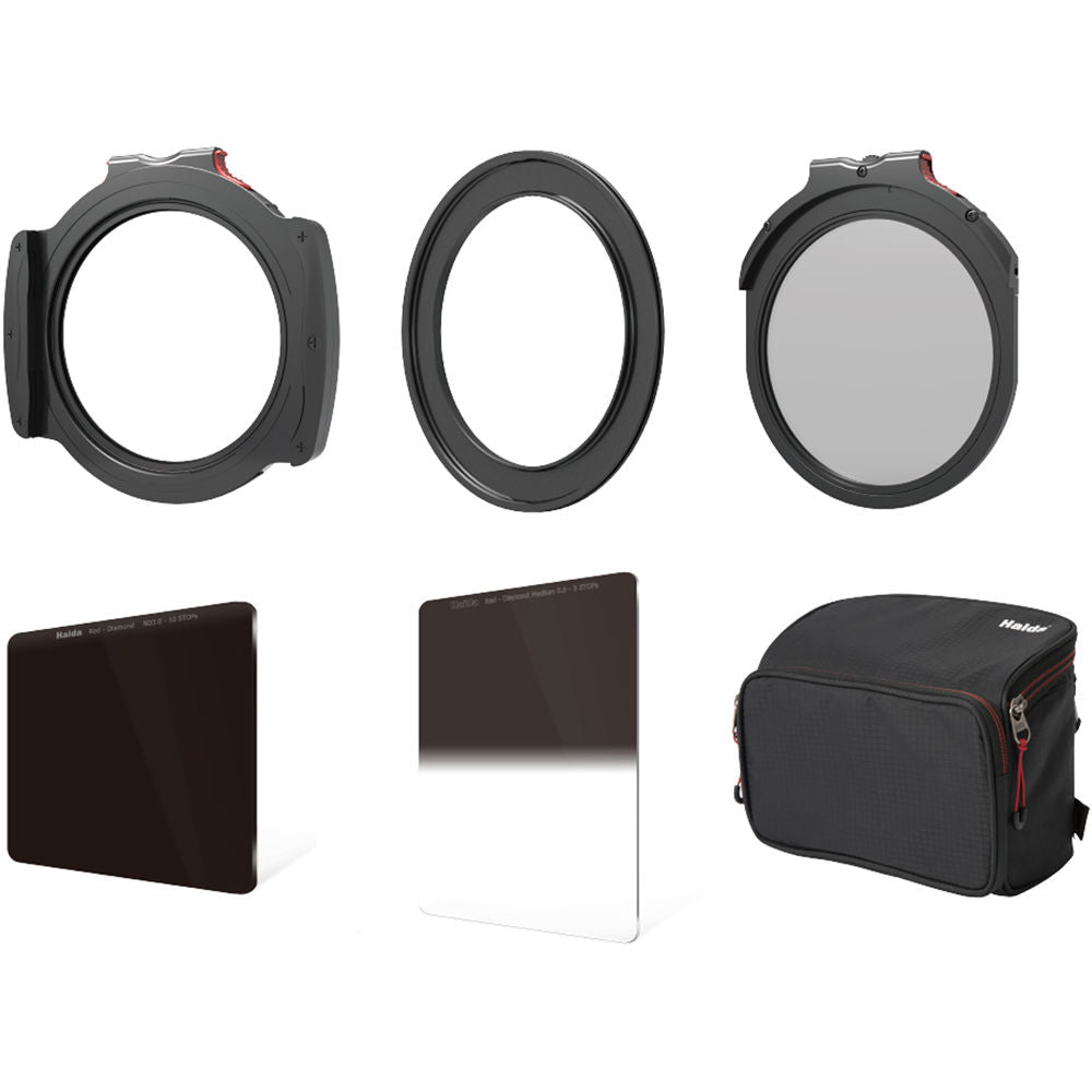 Haida M10 Filter Holder Enthusiast Kit for 100mm Series Filters HD4316