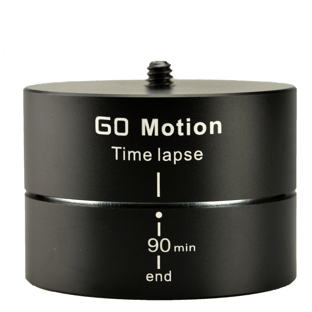 360 Degrees Rotating Time Lapse 90 Min Tripod Adapter