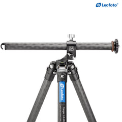 Leofoto LS-284CVL Carbon Fibre Ranger Series Tripod With Tiltable Center Column