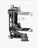 Leofoto PG-1 Aluminum Hollow structure Gimbal Head with QR Plate Arca-Swiss Compatible