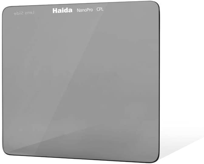 Haida Nanopro Multicoated Optical Glass CPL Circular Polarizer Filter 100x100mm