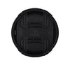 67mm Center-Pinch Snap-On Front Lens Cap