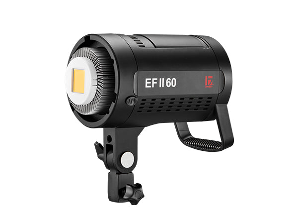 Jinbei EFII-60 LED Continuous Sun Light For Video Photography w/ Bowens S-fit Bayonet Mount
