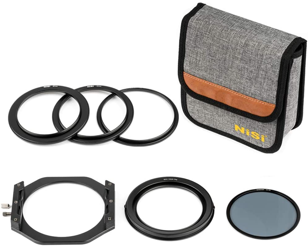 NiSi V6 Filter Holder Kit 100mm System with Pro CPL