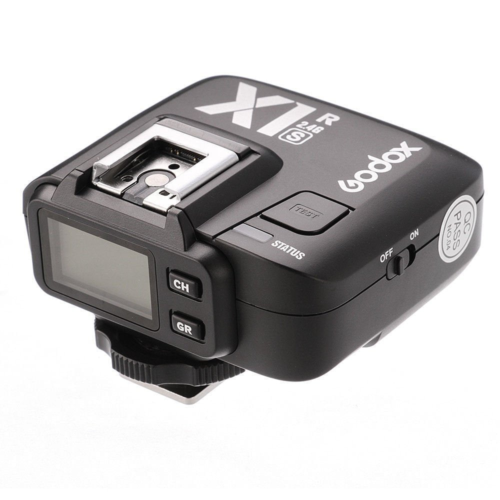 Godox X1R-S TTL Wireless Flash Trigger Receiver for Sony-Only Receiver