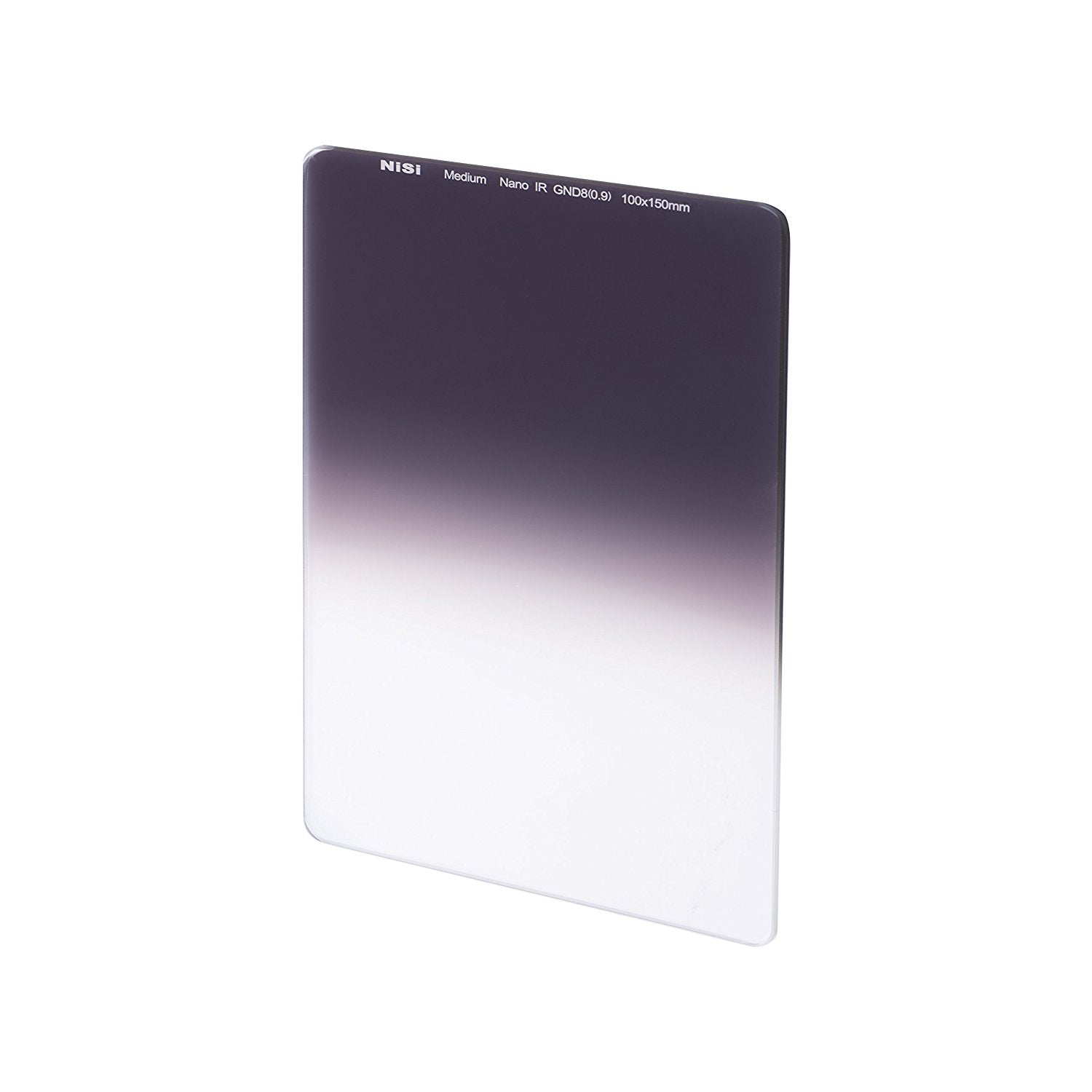 Nisi Medium Nano IR GND Graduated Neutral Density Filter – ND8 (0.9) – 3 Stop 100x150mm