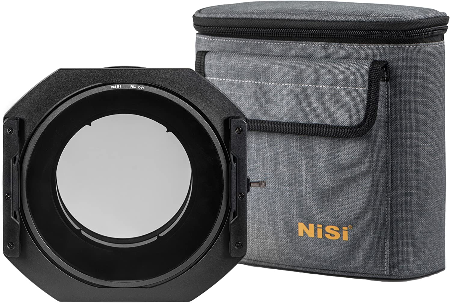 NiSi S5 Kit 150mm Filter Holder with CPL for Sigma 14-24mm f/2.8 DG HSM Art