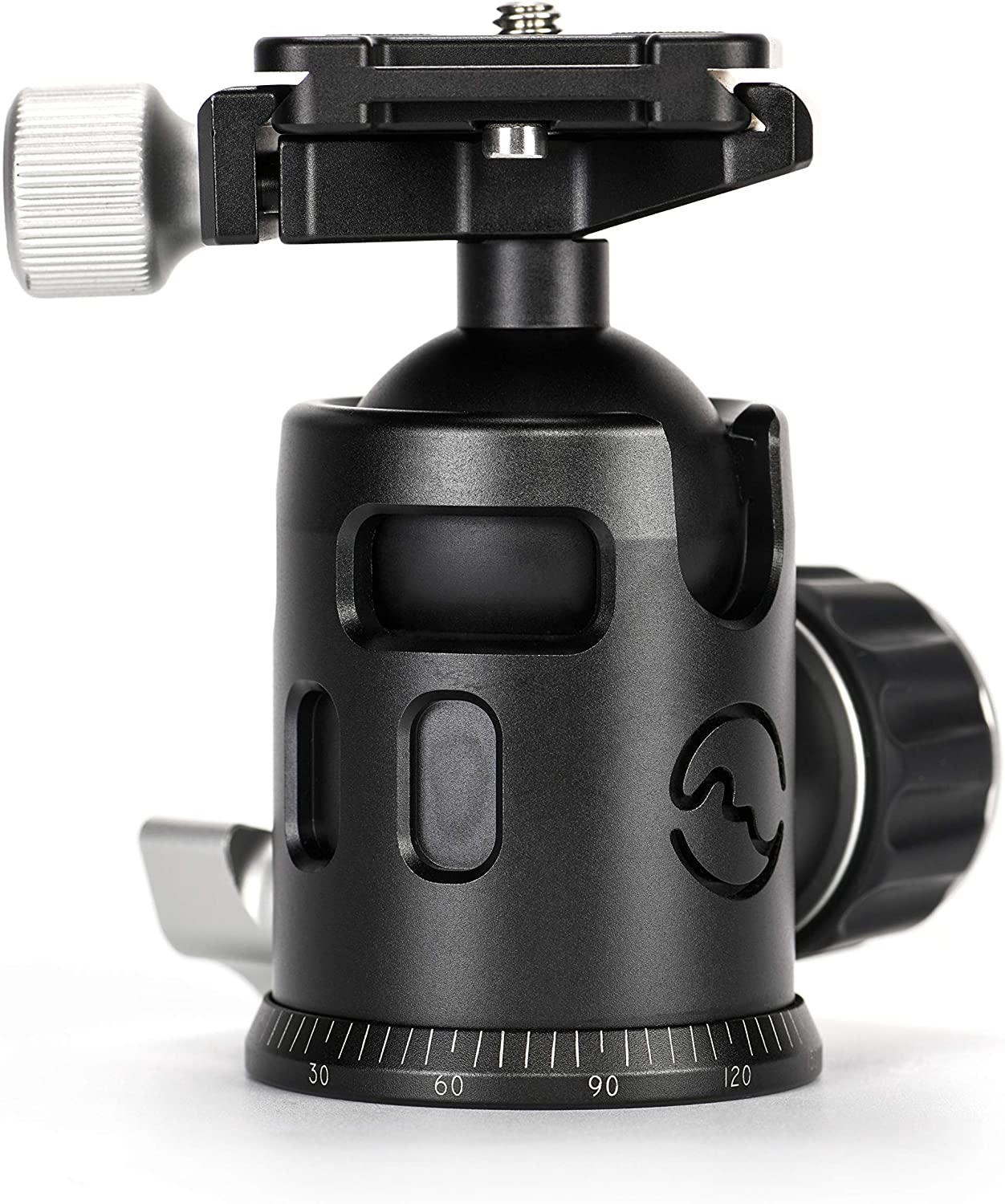 Sunwayfoto EPIC EB-36 Super Light-weight Travel Tripod Ball Head with QR Plate Arca/RRS Compatible