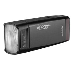 Godox AD200Pro TTL Pocket Flash Kit 200Ws 1/8000 HSS with 2900mAh Battery Built-in 2.4G Receiver