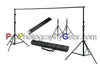 Background Backdrop Stand Holder 10'x8.5' with Carry Bag