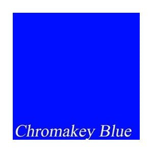 10 X 10 ft Chromakey Blue Photo Video Backdrop Background