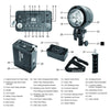 Jinbei Discovery Series Battery Flash DC-600