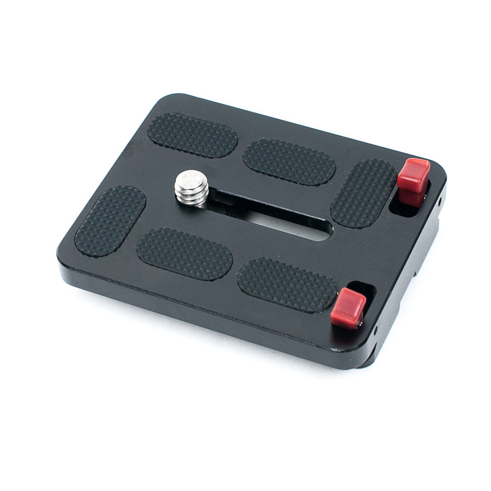 Quick Release Plate TY-60 60mm Length For Camera Tripod Head Compatible with Arca-Swiss Sirui