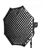 "48"" 120cm Easy Setup Carry Foldable EZ Softbox For Elinchrom With Grid"