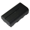 Np-F550 Battery for Sony, LED Light,Monitor 2200mha