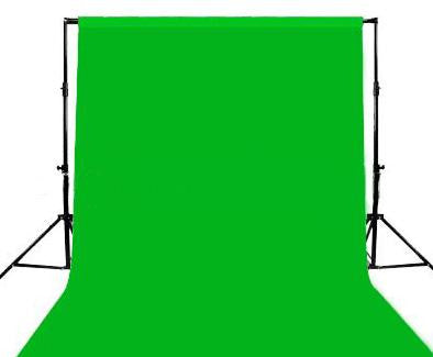 10 X 20' Chromakey Green Muslin Photo Video Backdrop Background