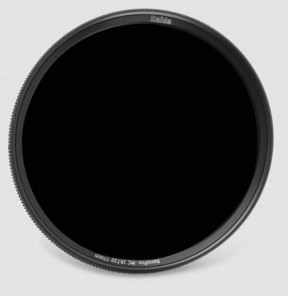 Haida NanoPr Round IR 720 Filter for Infrared Photography Pre-order