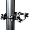 Dual Clamp Fr Studio Camera Video Light Stand Cross Bar 52 to 52