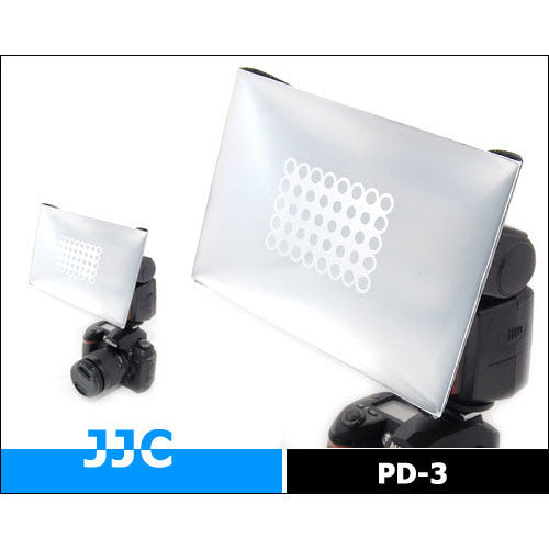 JJC PD-3 UNIVERSAL FLASH SOFTBOX FOR ALL EXTERNAL SPEEDLIGHT / FLASH