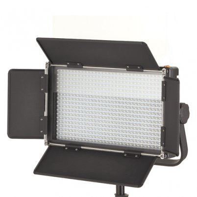 LED 576AL STUDIO VIDEO LIGHT PANEL WITH LCD TOUCH SCREEN