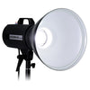 "LED 100WA-56 Daylight Studio Video Light w/ Bowen Mount and 11"" Reflector"