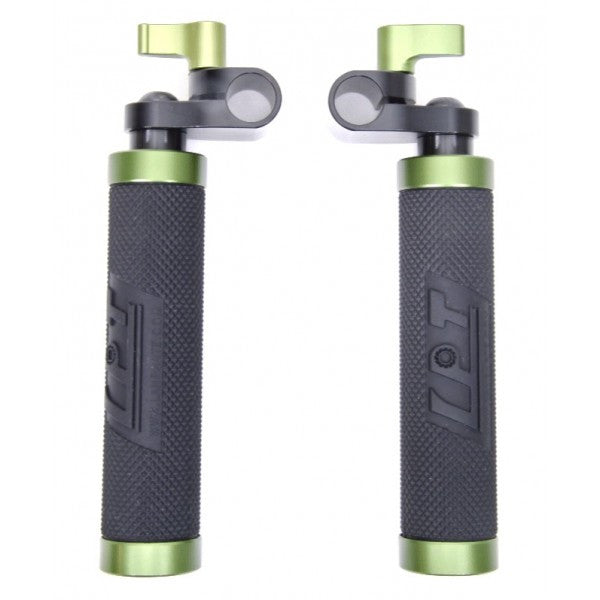 Lanparte Simple Handles (pair) For 15mm Rod DSLR Camera Rig
