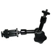 "7"" Articulating Magic Adjustable Arm for Monitor LED Light Flash"
