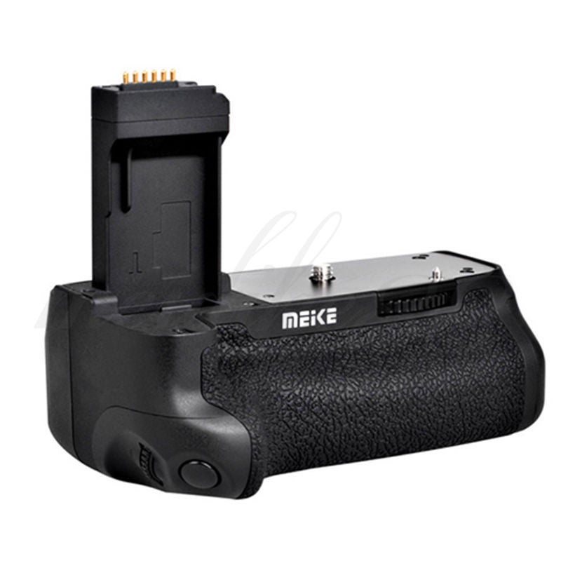 Meike MK-760D Battery Grip for Canon 750D 760D Rebel T6i T6s LP-E17 as BG-E18