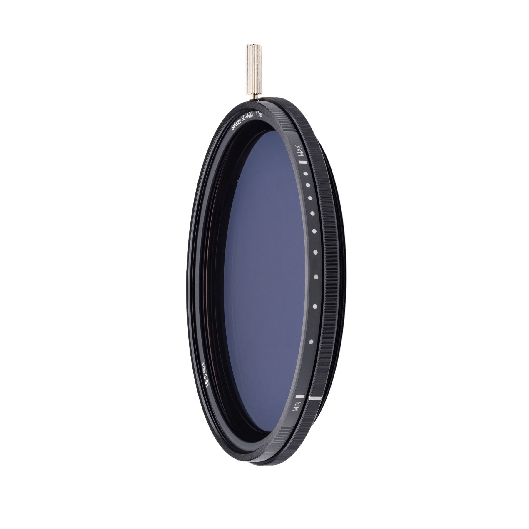 NiSi 77mm ND-Vario Variable Neutral Density 0.45 to 1.5 Filter (1.5 to 5 Stops)