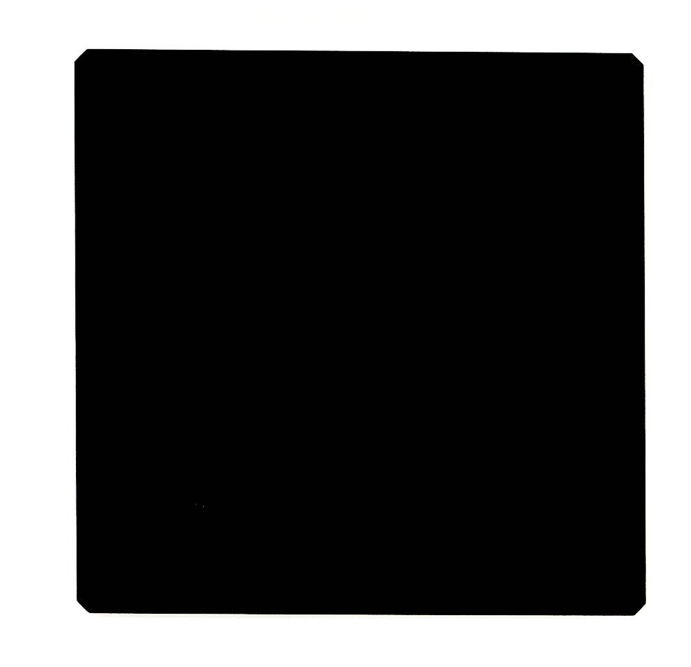 "4""x4"" /100mm x 100mm Neutral Density ND16 Filter"
