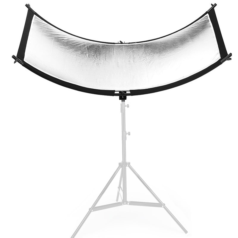 Photoys 4in1 Eyelighter U Curved Reflector With Travel Case