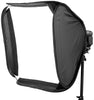 "Portable Flash Softebox Kit For Speedlight Speedlite 24""X24"""