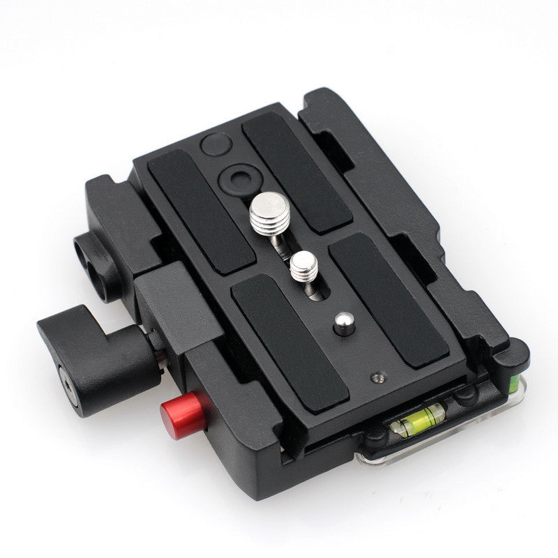 Quick Release Adapter w/ Sliding Plate Compatible w/ 501PL 357PL