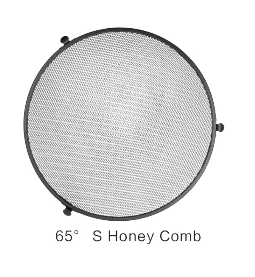 HoneyComb 2X2 For  65 Degree Reflector Dia.25.5cm