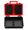 Lensgo Dustproof SD  Card Case and Battery Box For DSLR Camera