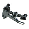 "Spring Grip Clamp + 5/8"" Stud for studio flash light"