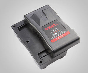 Swit S-8132S V-munt 63W+63W Separable IATA Complied Digital Li-ion Battery