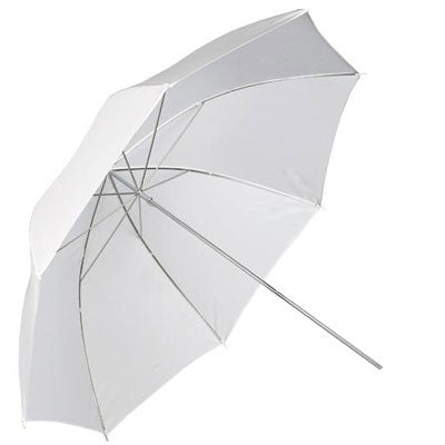 Impact Umbrella - White Translucent 43""