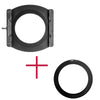 NiSi V5 ALPHA 100mm Aluminium Filter Holder with 67mm Adapter Ring