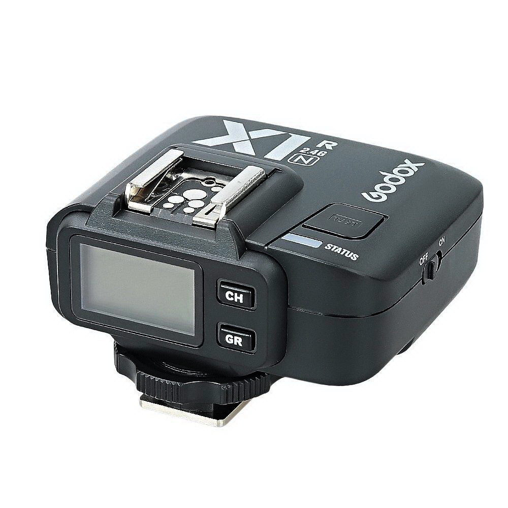 Godox X1N 2.4GHz TTL Wireless Flash Trigger For Nikon Only Receiver