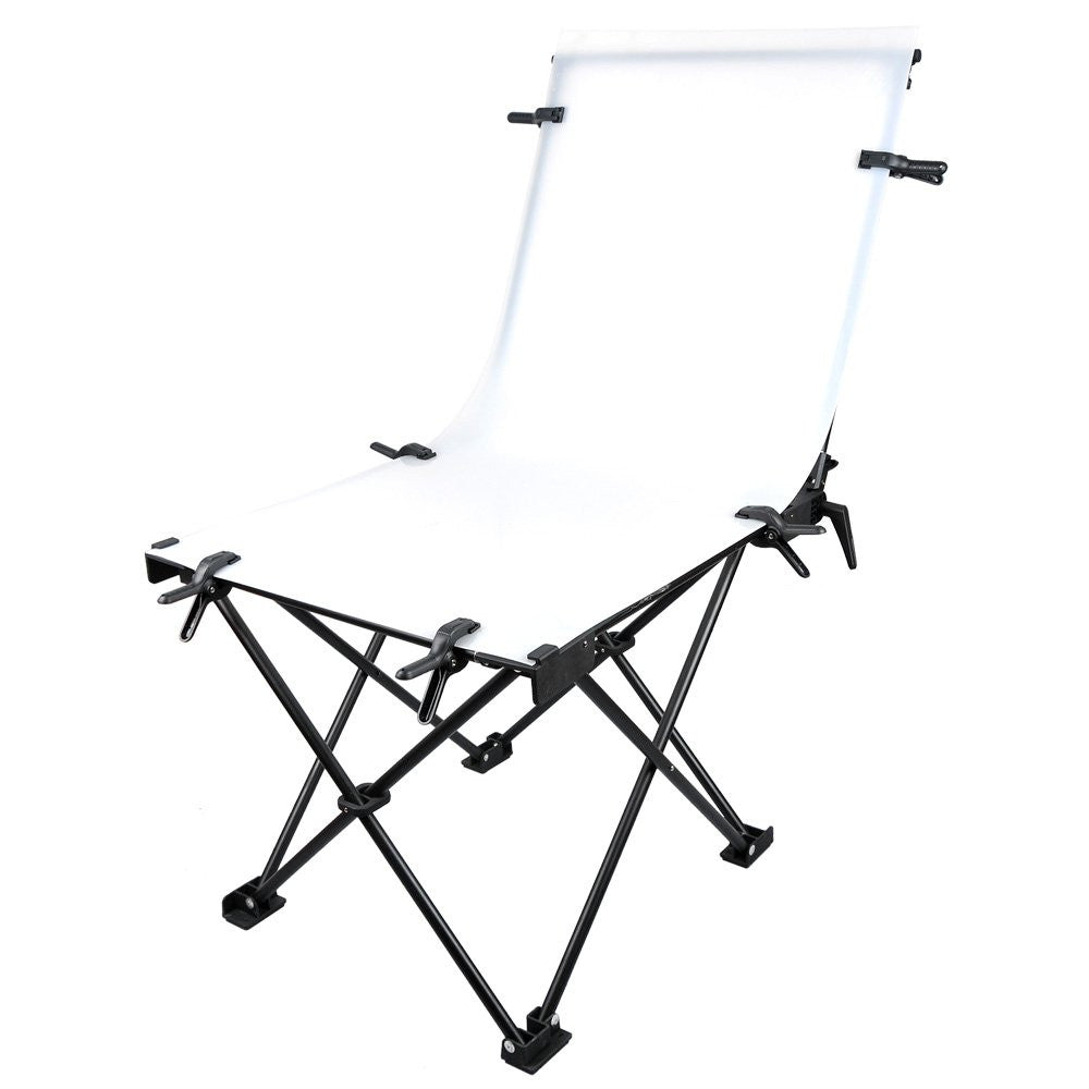 Godox Foldable Collapsible Pro Shooting table 60x130cm for Photography Studio Non Reflective