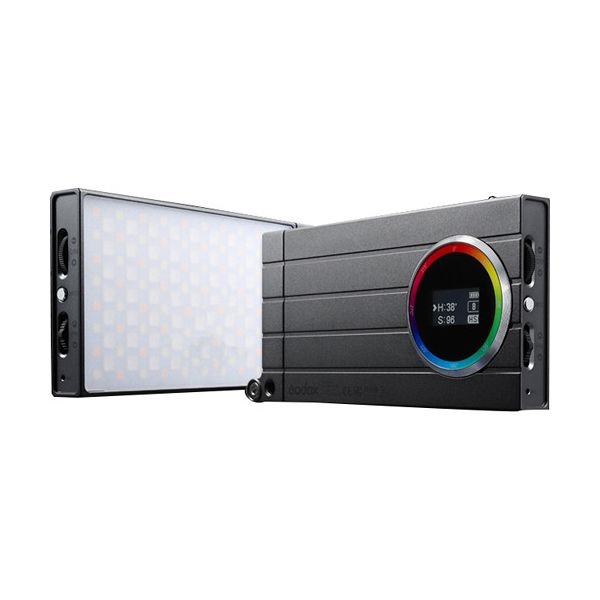Godox M1 RGB Mini  Creative On-Camera Video LED Light