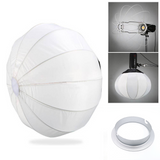"Jinbei 65cm 25"" Folding Spherical Diffuser Softbox With Elinchrom mount"