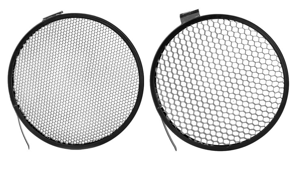 Honeycomb 2pcs kit For 55 Degree Standard Reflector Dia.18.5cm