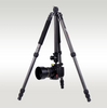 Professional carbon fiber tripod for DSLR camera With Monopod and Ballhead
