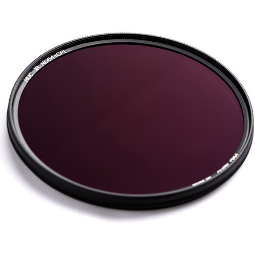 NiSi HUC PRO Nano IR ND64 CPL 67mm Multifunctional Filter