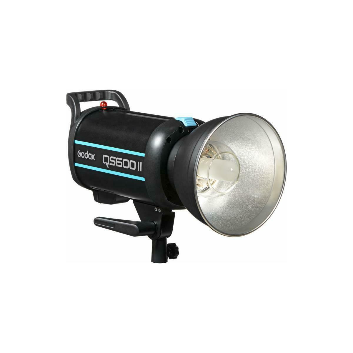 Godox QS600II Flash Head 600Ws Built-in 2.4G Wireless 110v