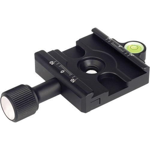 SunwayFoto DDC-50L Screw-Knob Dovetail Clamp Arca Swiss Compatible With Long Handle